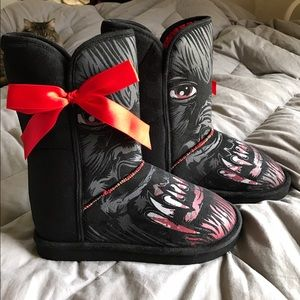 Iron Fist Shoes - Iron Fist Fugg Wolfbeater Boots