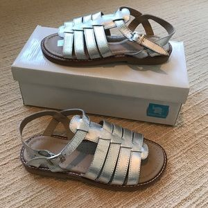 Elephantito Other - New in box silver sandals