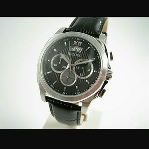 Bulova  Other - NWT Bulova Chronograph Stainless Steel watch