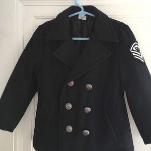Appaman Other - Appaman 3T pea coat. Black