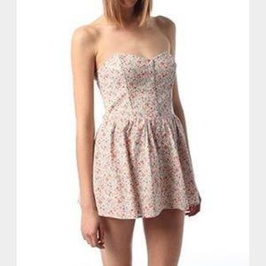 Pins & Needles Dresses & Skirts - Pins & Needles Floral Romper