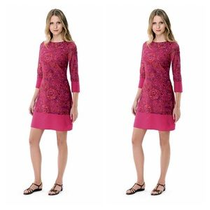 Isaac Mizrahi Dresses & Skirts - Isaac Mizrahi for Target dress pink paisley