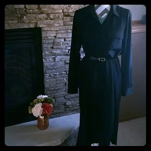 Who What Wear Dresses & Skirts - **Black Shirt Dress**