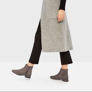 Zara ankle boots booties