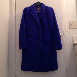 JCrew Plaza Wool Coat with Thinsulate, Nello Gori