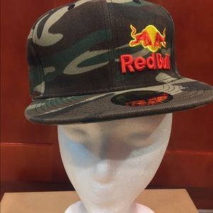 New Era Other - NE Red Bull Fitted Cap