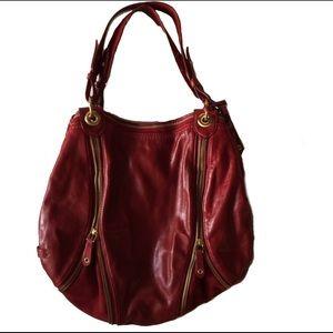 Cole Haan red handbag - NWOT