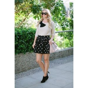 Kate Spade Deco Dot Coreen Skirt.