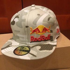 New Era Other - NE Red Bull Fitted Cap 'Desert Storm Camo'