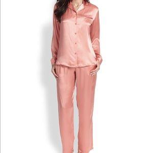 La Perla Other - LA PERLA Studio Dolce Silk Pajama Set