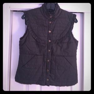 Free People Jackets & Blazers - FP Military Style Vest