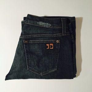 Joe's Jeans Denim - Joe's Jeans Mid-Wash Wide Leg
