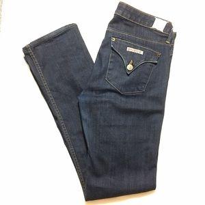 Hudson Jeans Denim - Hudson Carly Straight jeans