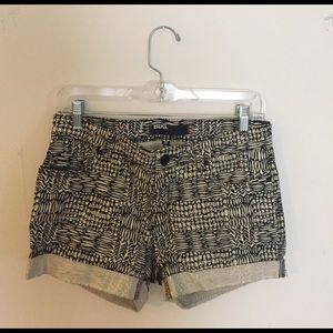 BDG Printed Shorts