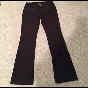 Old Navy Corduroy maternity pants