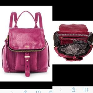 Botkier Handbags - Rare! Botkier Warren backpack in Sangria