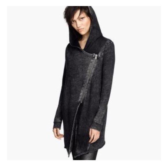 351259a01c H M Sweaters - H M Hooded Sweatshirt Cardigan