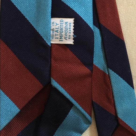 Accessories - Vintage Men's Italian Tie