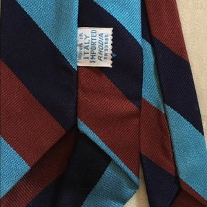 Accessories - Vintage Men's Italian Tie