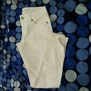 The Limited Denim - Brand New! The Limited white denim -never worn