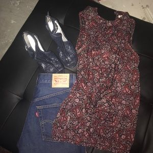 Fire Los Angeles Tops - 🌺Pretty Sleeveless top🌺