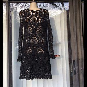 handmade Dresses & Skirts - Custom handmade stunning crochet dress