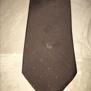 Accessories - Vintage Christian Dior Tie