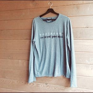 Scotch & Soda Tops - Scotch and Soda Amsterdam Couture long sleeve top