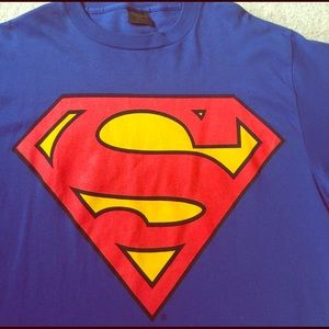 Other - 🎉Host Pick🎉 MEN'S Extra Large SUPERMAN TEE SHORT