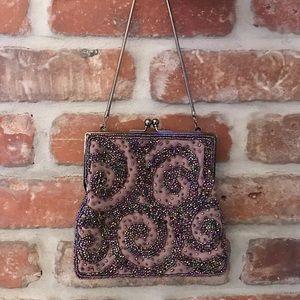 Vintage Bloomingdales party purse