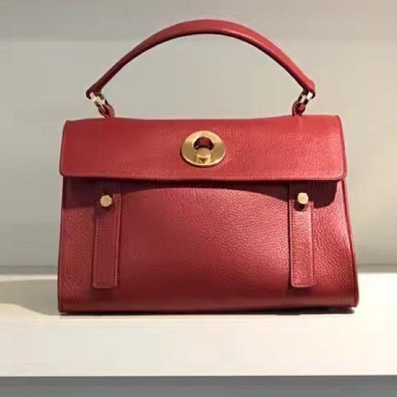 d9ab041fee Saint Laurent Muse Two medium leather bag