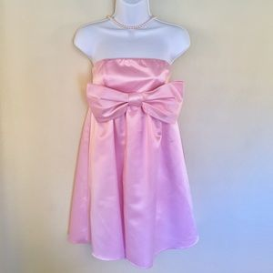 As U Wish Dresses & Skirts - As U Wish Pink Party Dress Size 5