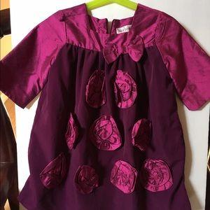 Halabaloo Other - Halabaloo silk dress.