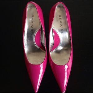 Rampage Shoes - RAMPAGE stiletto heels