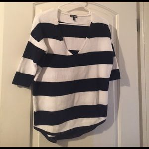 Striped London Sweater