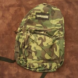Other - Camouflage backpack