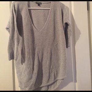 Grey London Sweater