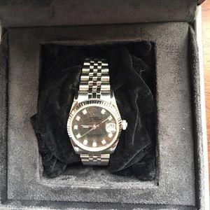 Rolex Accessories - ROLEX 31mm Unisex Datejust Diamond Jubilee Watch