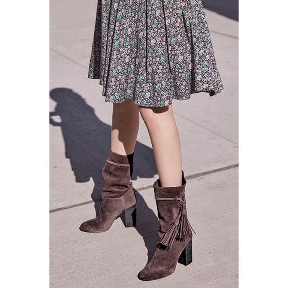 6207ec135ec Vince Camuto slouch tassel boots