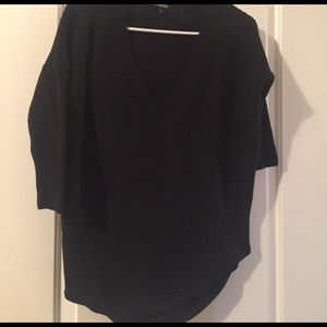 Black London Sweater