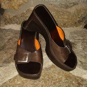 """Nine West Shoes - NINE WEST """"Boing"""" Platform Wedge Heel Sandal"""