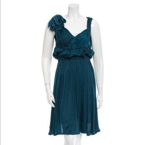 Lanvin Dresses & Skirts - Lanvin Size 6 Silk Dress