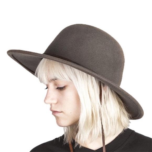 bdbf47d91a7f8 Brixton Accessories - Bristol Tiller Hat Large Grey