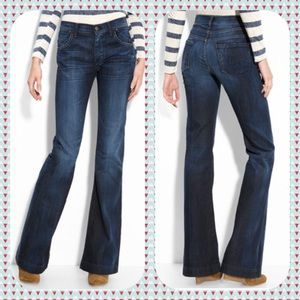 Citizens of Humanity Denim - Citizens of Humanity Hutton Medium Rise Wide Leg