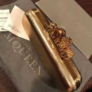 Alexander McQueen Handbags - Alexander McQueen clutch.