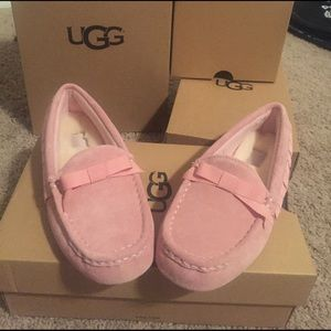 UGG Other - New Authentic UGGS Rosea Ruffles moccasins girls