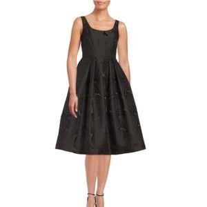 Ivanka Trump Dresses & Skirts - Ivanka Trump black fit and flare dress