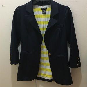 Stoosh Jackets & Blazers - Navy Blazer