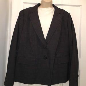 Sejour Jackets & Blazers - Gray 2-button Blazer