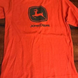 John Deere Other - Men's medium John Deere long job shirt. NWOT
